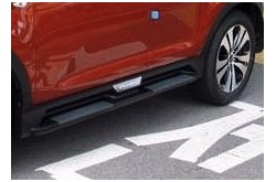 Пороги Hyundai ix35