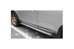 Оригинальные пороги bmw style Hyundai Santa Fe II