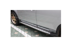 Пороги bmw style Hyundai Santa Fe II