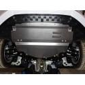 Алюминиевая защита картера и кпп Audi A1