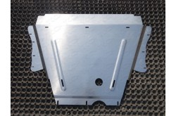 Алюминиевая защита картера и КПП Audi A3