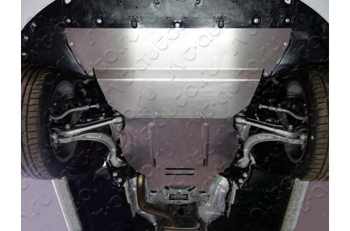 Комплект алюминиевых защит Audi A5 B9