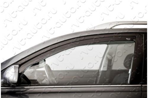 Вставные дефлекторы окон Kia Rio 2 седан
