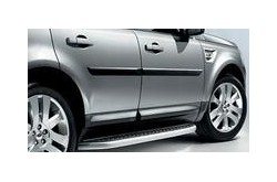 Пороги Land Rover Freelander 2