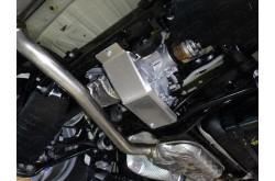 Алюминиевая защита дифференциала Audi Q5 2