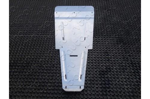 Алюминиевая защита кпп Audi Q7 2015