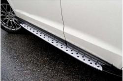 Пороги Mazda CX-5 bmw-style