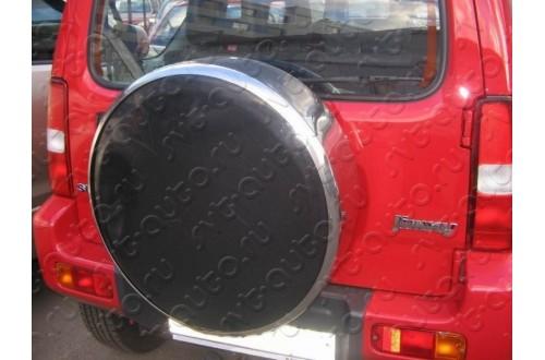 Чехол запасного колеса Suzuki Jimny