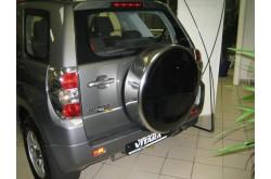Бокс запаски Suzuki Grand Vitara silver