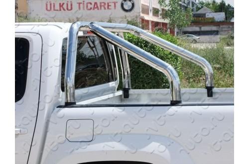 Защитные дуги багажника VW Amarok