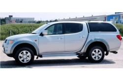 Кунг для Nissan NP300 D22