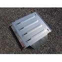 Алюминиевая защита радиатора Cadillac Escalade 4