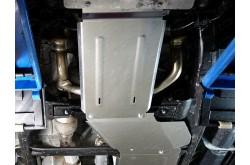 Алюминиевая защита кпп Cadillac Escalade 4 Long