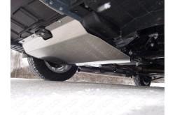 Алюминиевая защита картера Chery Tiggo 5