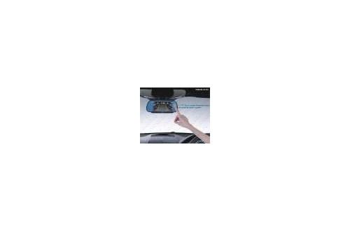 Парктроник с камерой и зеркалом с установкой