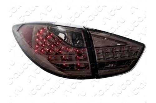 Фонари Hyundai ix35 тонированные