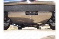 Алюминиевая защита картера Chery Tiggo FL