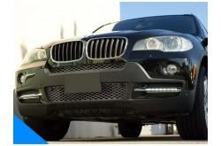 Дневные ходовые огни BMW X5 E70 дорестайл