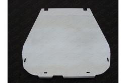 Алюминиевая защита картера Chevrolet Captiva