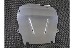 Алюминиевая защита картера Chevrolet Captiva 2015