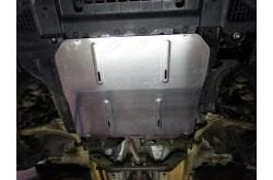 Алюминиевая защита картера и кпп Chevrolet Cruze