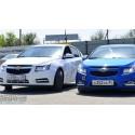 Дневные ходовые огни Chevrolet Cruze 2008-11
