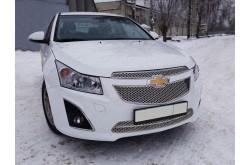 Решетка бампера Chevrolet Cruze