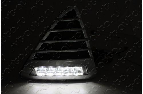 Дневные ходовые огни Ford Focus III
