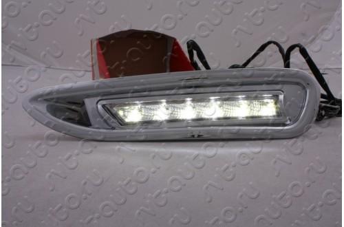 Дневные ходовые огни Mazda 6 II GH 2010-2012