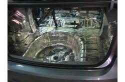 Шумоизоляция Mazda 3