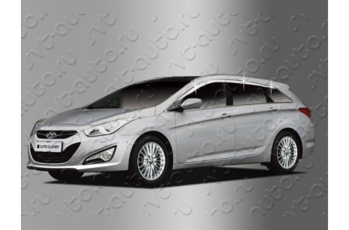 Дефлекторы окон Hyundai i40 универсал