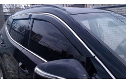 Дефлекторы боковых окон Toyota
