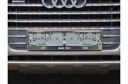 Рамка номерного знака Audi Q7