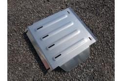 Алюминиевая защита радиатора Chevrolet Tahoe 4