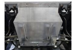 Алюминиевая защита картера и кпп Datsun on-Do