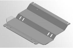 Алюминиевая защита картера Fiat Fullback
