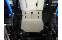 Алюминиевая защита раздатки Fiat Fullback