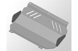 Алюминиевая защита радиатора Fiat Fullback MT