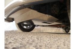 Алюминиевая защита картера и кпп Ford EcoSport