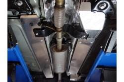 Комплект алюминиевых защит Ford Explorer