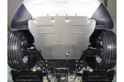 Алюминиевая защита картера и кпп Ford Kuga 2