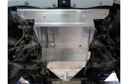 Алюминиевая защита картера Great Wall Hover H3