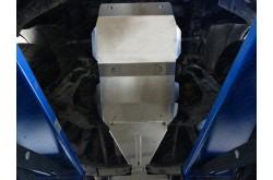 Комплект алюминиевых защит Great Wall Hover H3