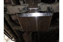 Алюминиевая защита раздатки Great Wall Hover H3 Turbo