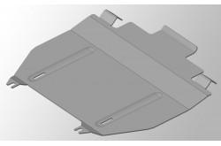 Алюминиевая защита картера и кпп Honda CR-V 4