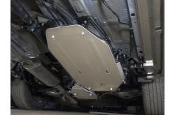 Комплект алюминиевых защит Honda CR-V 5