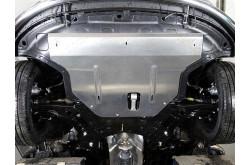 Комплект алюминиевых защит Hyundai Creta
