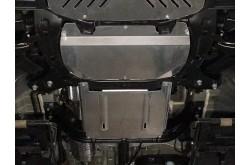 Комплект алюминиевых защит Hyundai Starex H1