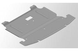 Комплект алюминиевых защит Hyundai Santa Fe DM