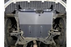 Алюминиевая защита картера Lifan X60